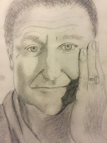 An attempt at Robin Williams